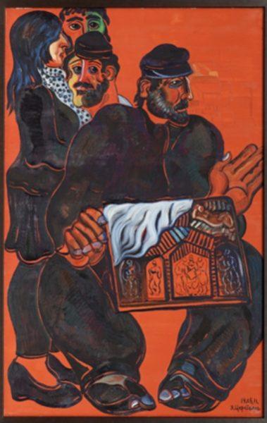 Zurab Tsertreli: Larger Than Life