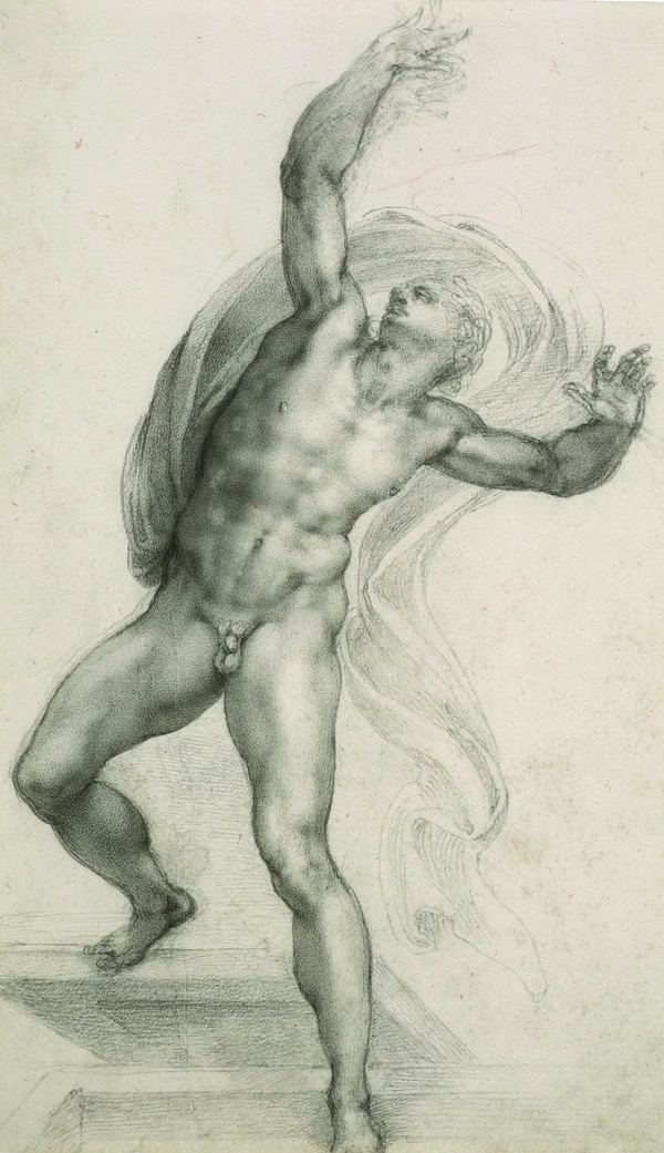 Bill Viola's installations and previously unseen sketches by Michelangelo from Windsor Castle.