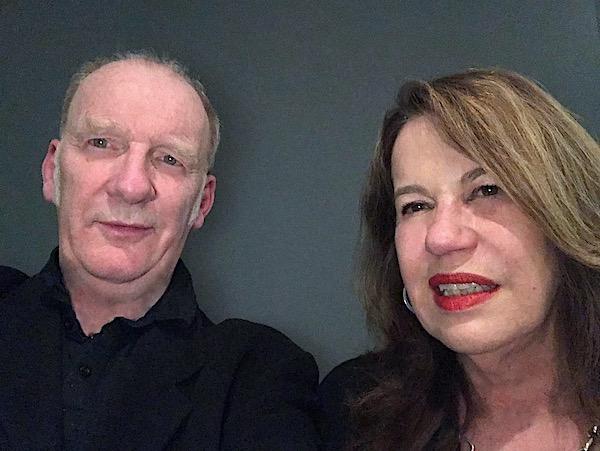 Jock McFadyen RA with Sue Hubbard January 2019