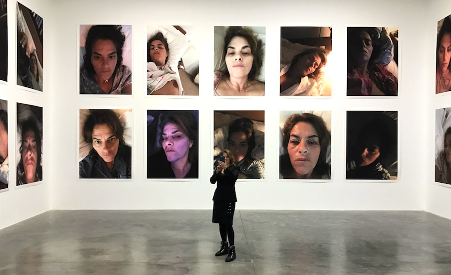 Tracey Emin White Cube A Fortnight of Tears Photo © Artlyst 2019