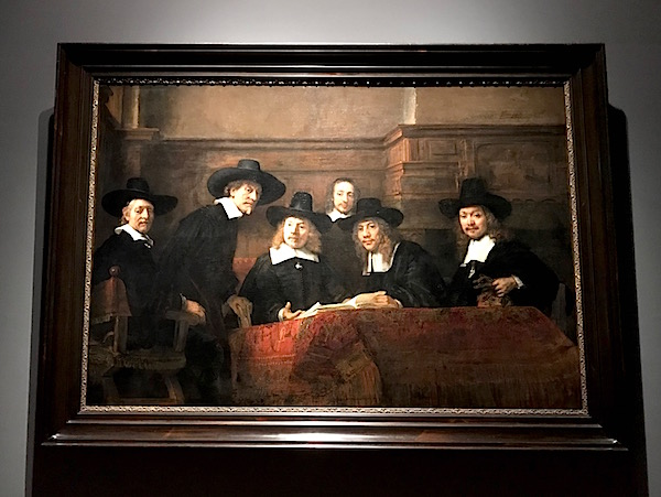 All the Rembrandts Rijksmuseum, Amsterdam