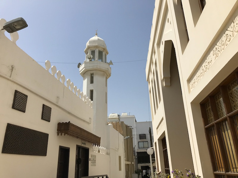 Bahrain is a cultural capital where old meets new and contemporary