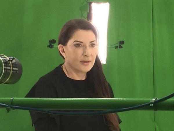 Marina Abramović The Life