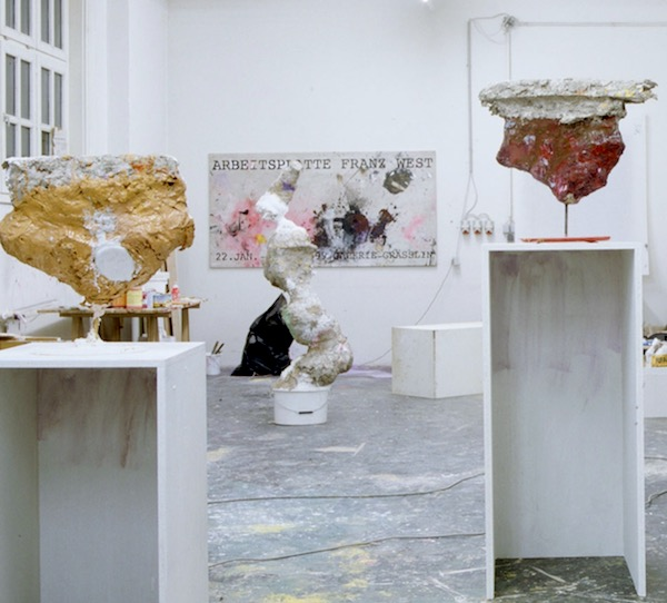 Franz West - David Zwirner London