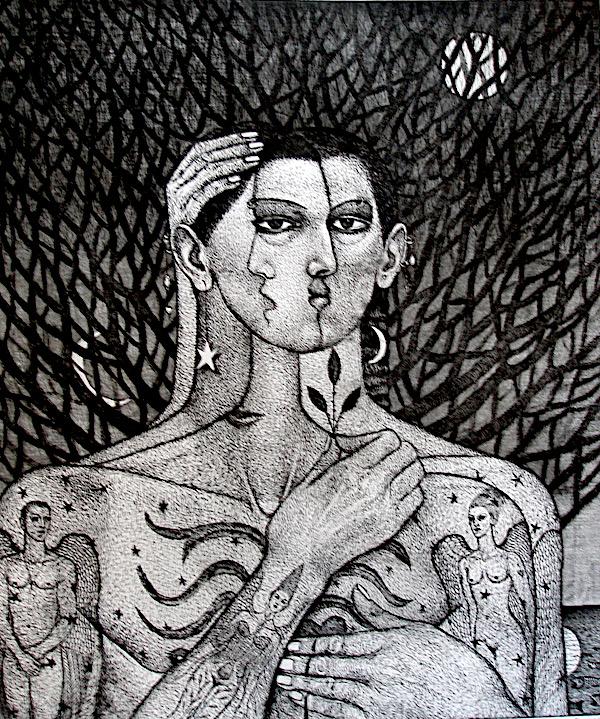 June Carey Glasgow Exhibitions