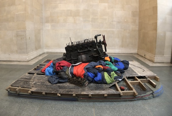 Mike Nelson Tate Britain