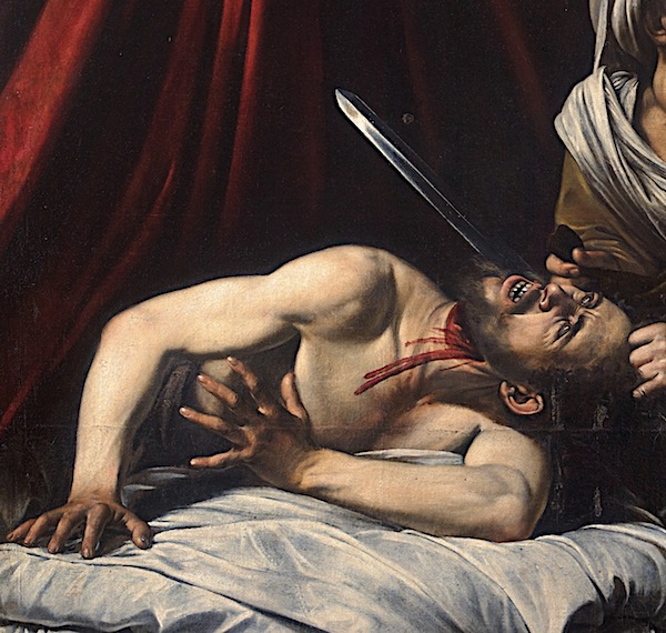 Attributed to Caravaggio Judith Beheading Holofernes