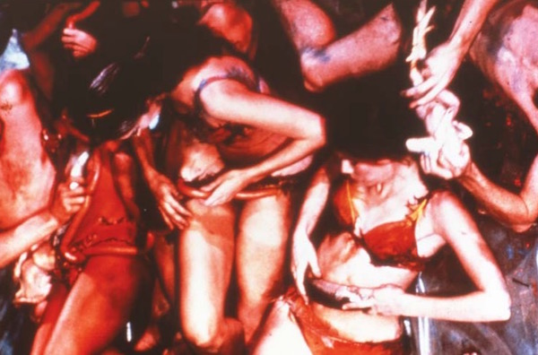 Carolee Schneemann Meat Joy