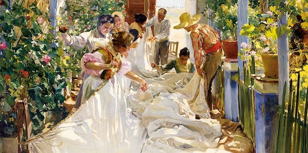 Sorolla at the National Gallery