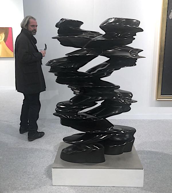 Tony Cragg Lisson NY Armory Show