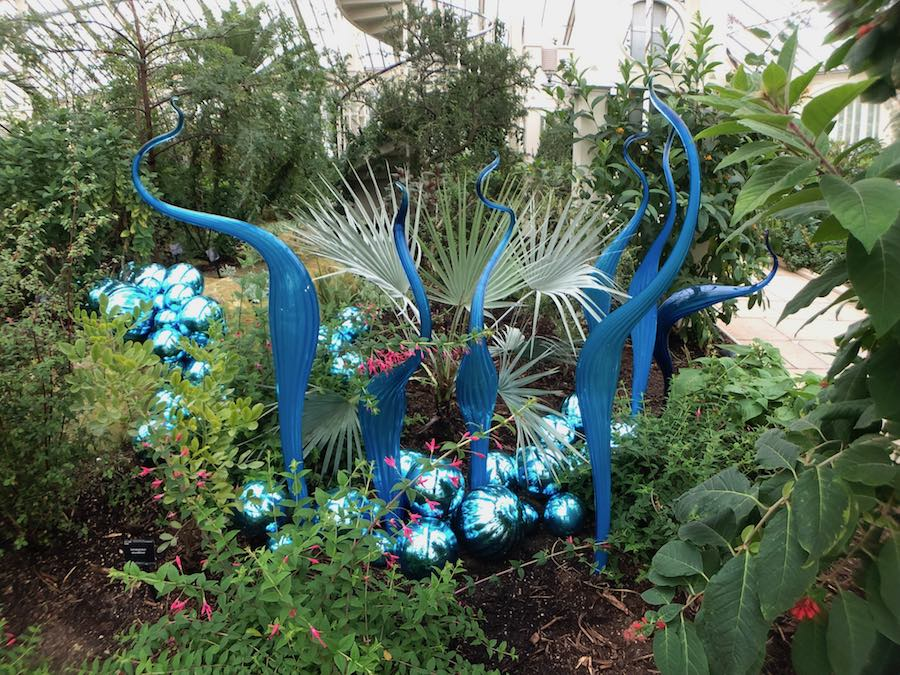 Dale Chihuly At Kew Gardens 2019