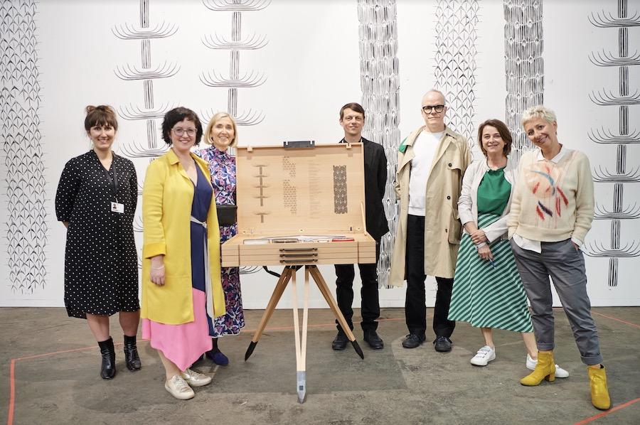 Discovery Prize Winners tegenboschvanvreden, Amsterdam with Sander Breure & Witte van Hulzen