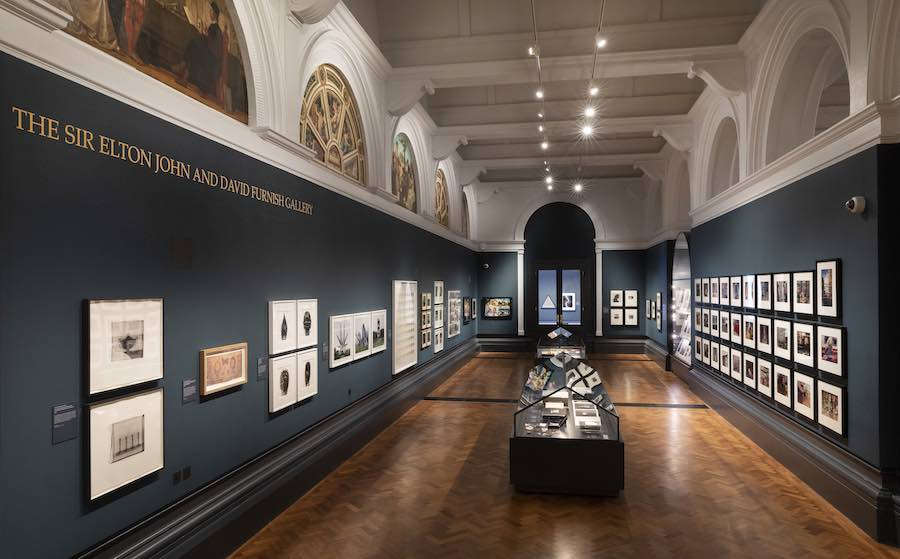The Sir Elton John and David Furnish Gallery
