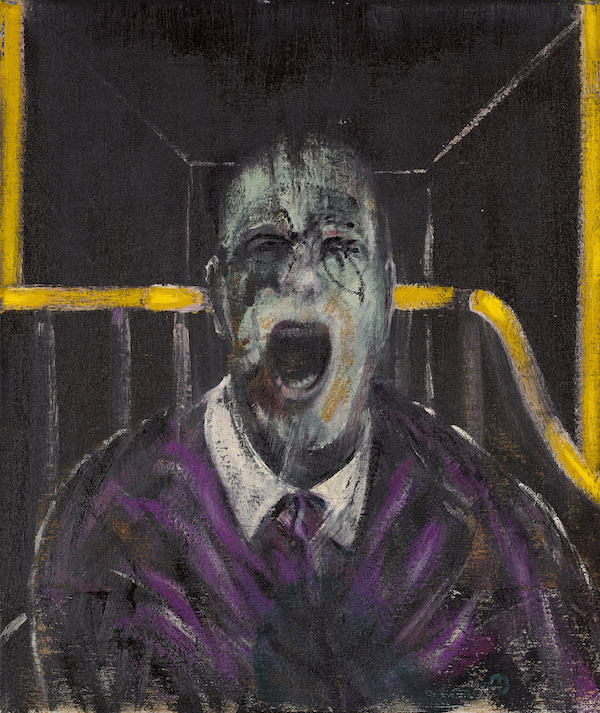 Francis Bacon's $20-30m 'Screaming Pope' Study for a Head