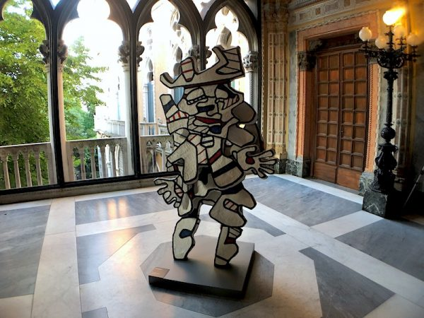 Dubuffet Venice collateral
