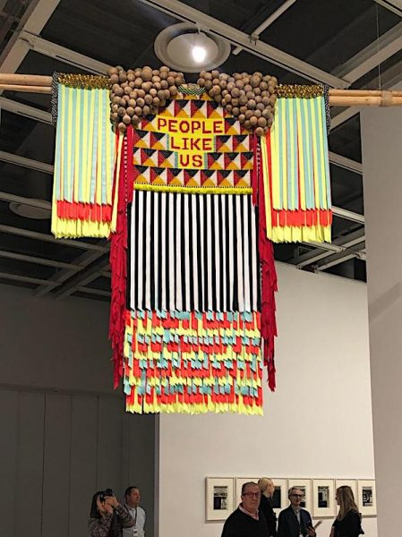 Native American Artist Jeffery Gibson Whitney Biennial