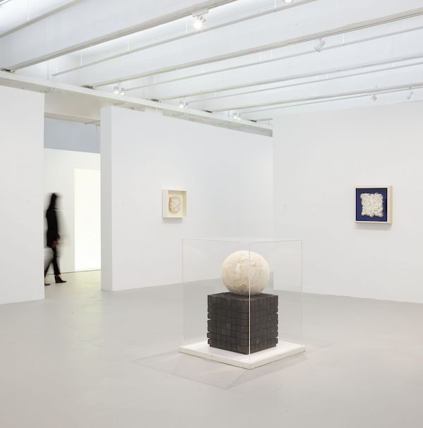 Piero Manzoni 'Materials of His Time' and 'Lines' Hauser & Wirth until July 26