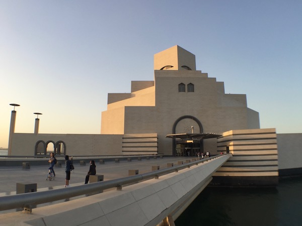 I M Pei Islamic Museum Doha a building he considered his epitaph