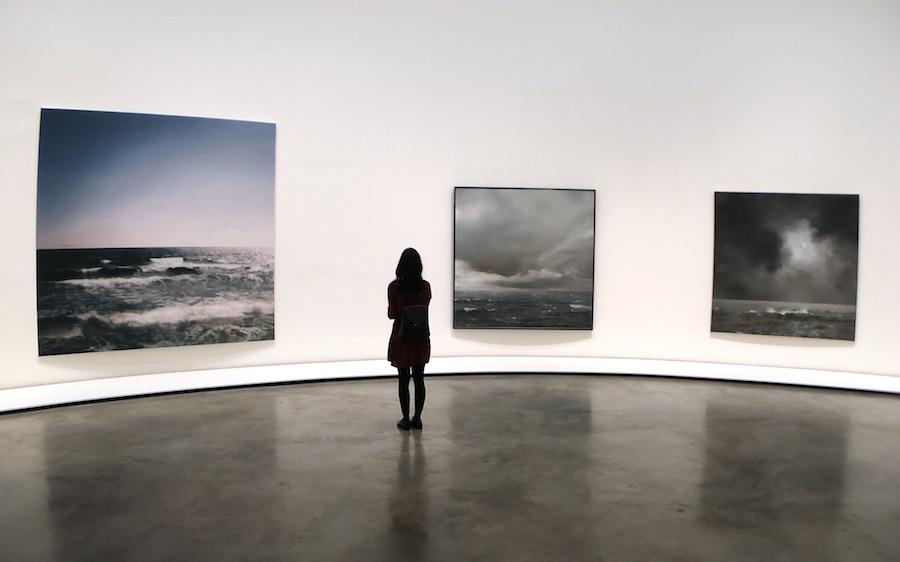 Gerhard Richter Guggenheim Bilbao Photo: P C Robinson© Artlyst 2019
