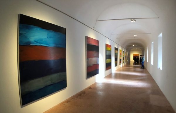 Sean Scully Venice 2019 collateral
