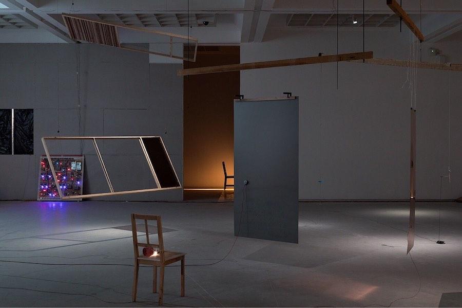 Tamar Harpaz and Asaf HazanTill I End My Song, 2018Sound InstallationCourtesy of the artistsPhoto: Elad Sarig