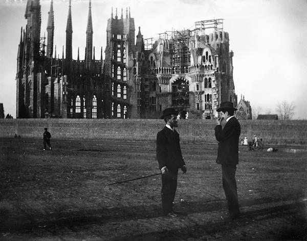 Antoni Gaudi 1906
