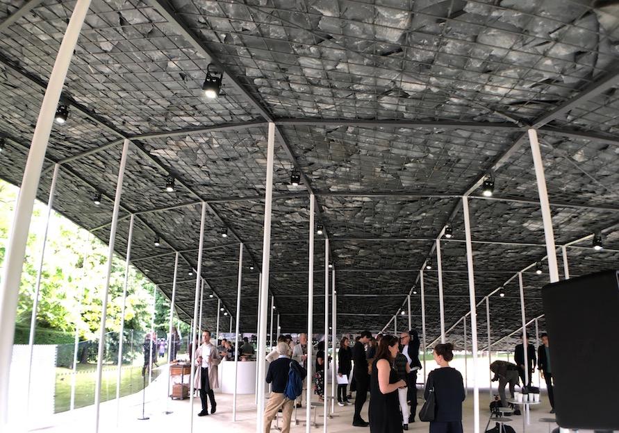 Junya Ishigami Serpentine Galleries Pavilion 2019
