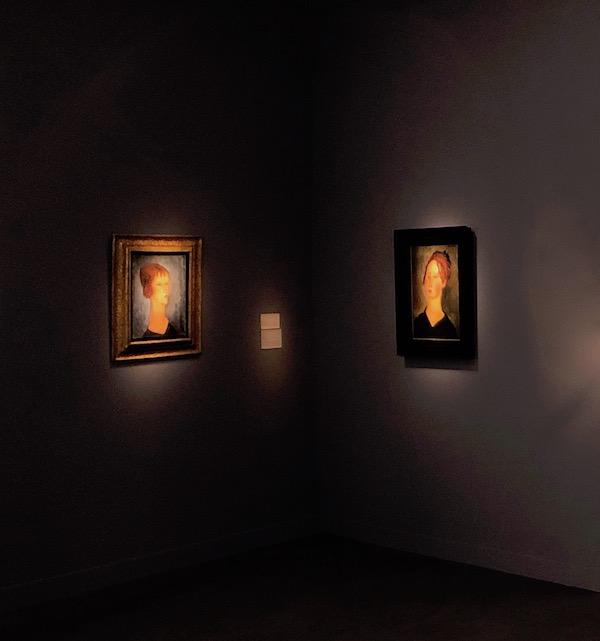 Modigliani Masterpiece London