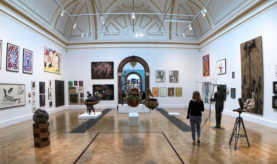 Royal Academy of Arts, Summer Exhibition, 2019