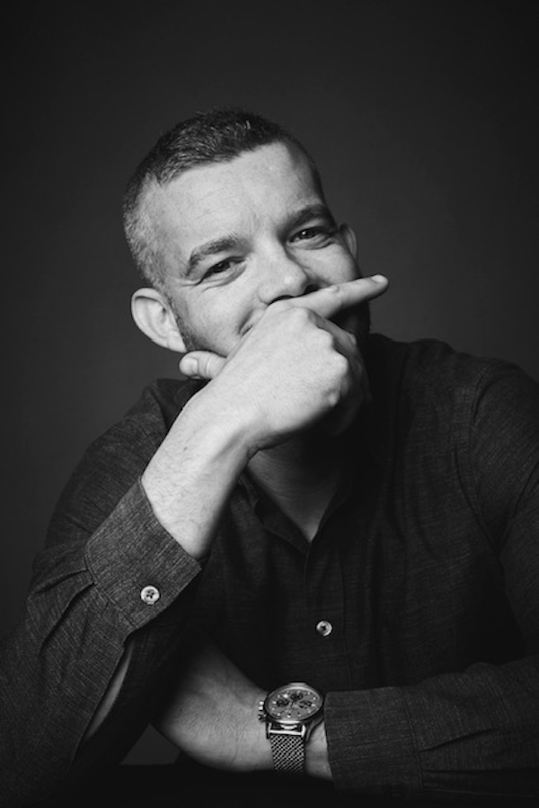 Russell Tovey Margate Now Festival Guest Curator