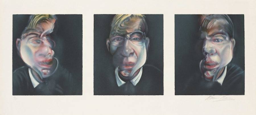 Francis Bacon Three Studies Castle House Gallery