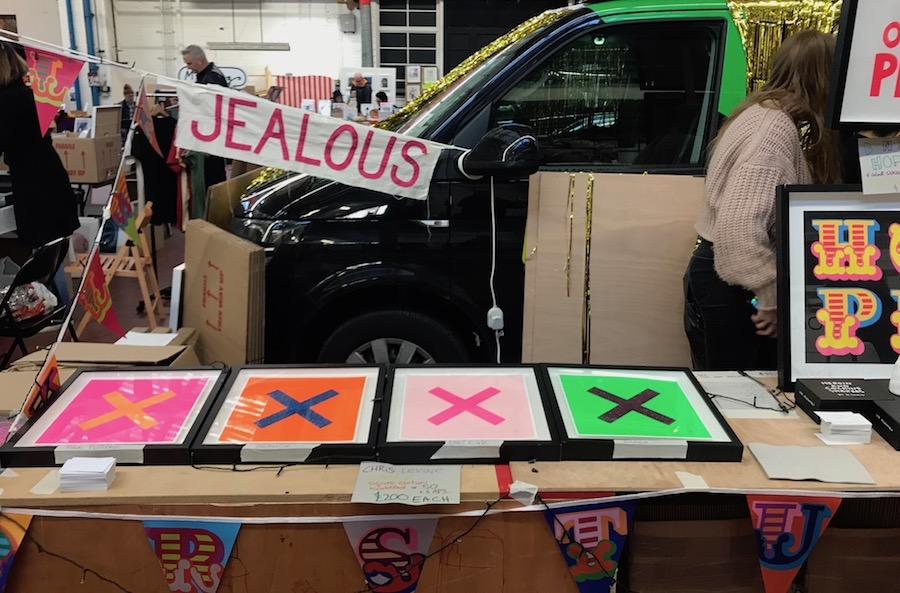 Jealous Gallery London