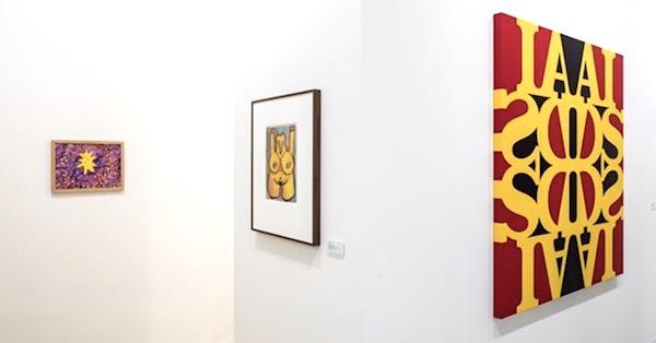Mai 36 Galerie PAUL THEK and GENERAL IDEA