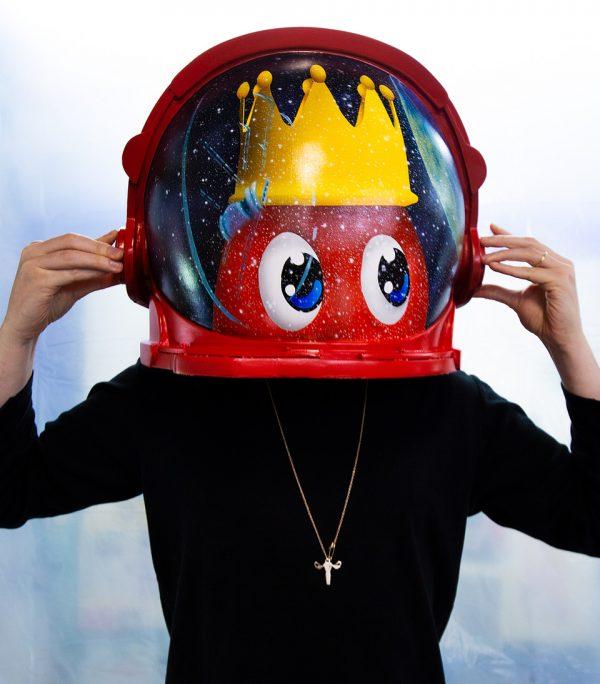 Philip Colbert Helmet