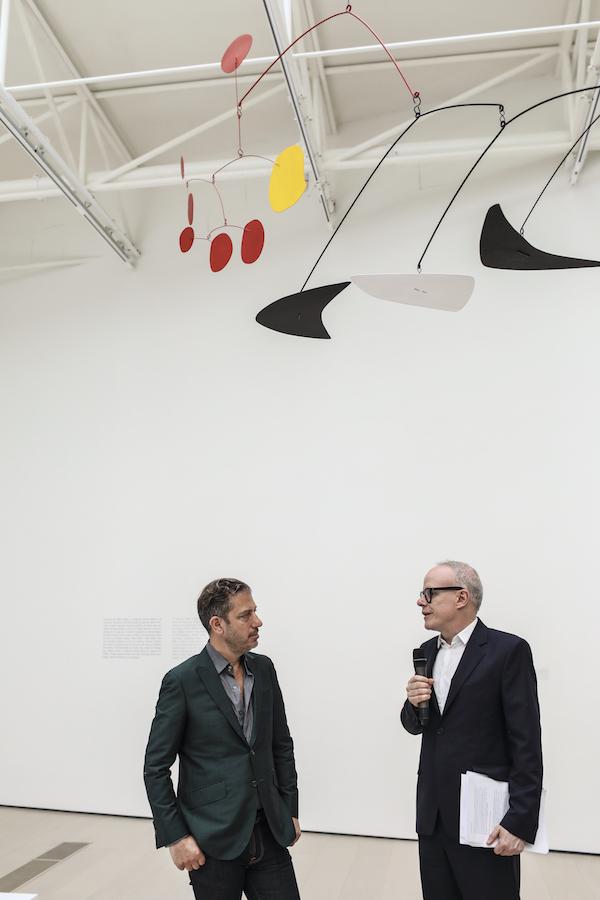 Alexander Calder Stories Centro Botín