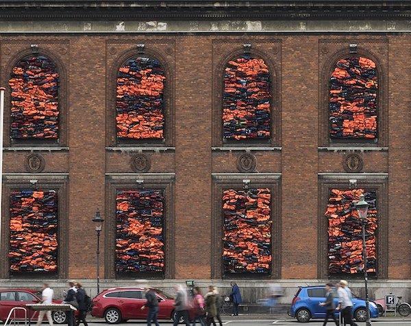 Charlottenborg art gallery