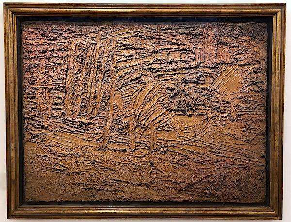 Frank Auerbach Primrose Hill 1954-55