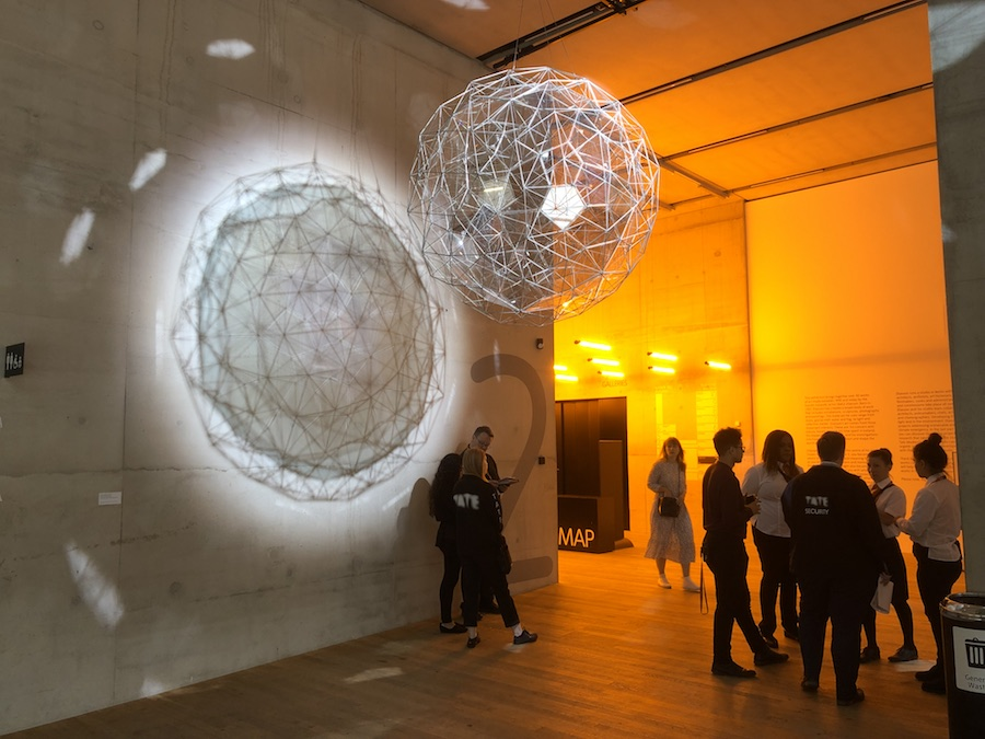 Olafur Eliasson Photo © Artlyst 2019