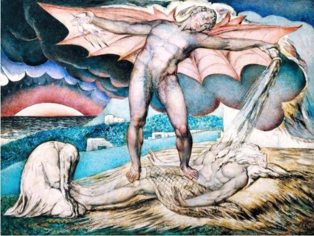 william Blake Tate Britain