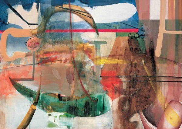 Albert Oehlen Serpentine Gallery