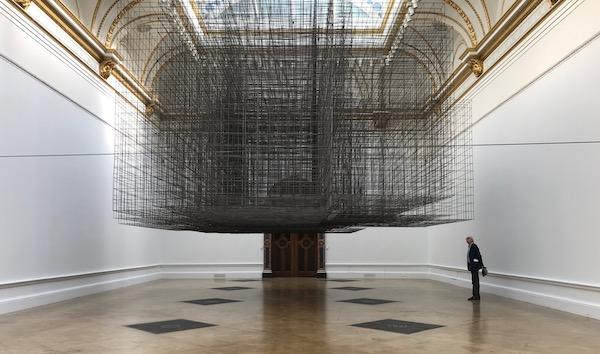 Antony Gormley, Matrix III 2019