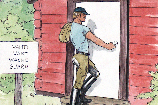 Let's Go Camping with Tom of Finland