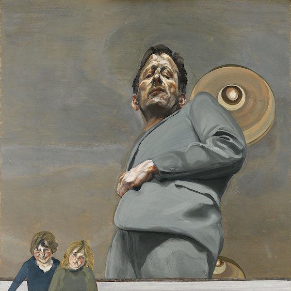 Lucian Freud Royal Academy of Arts