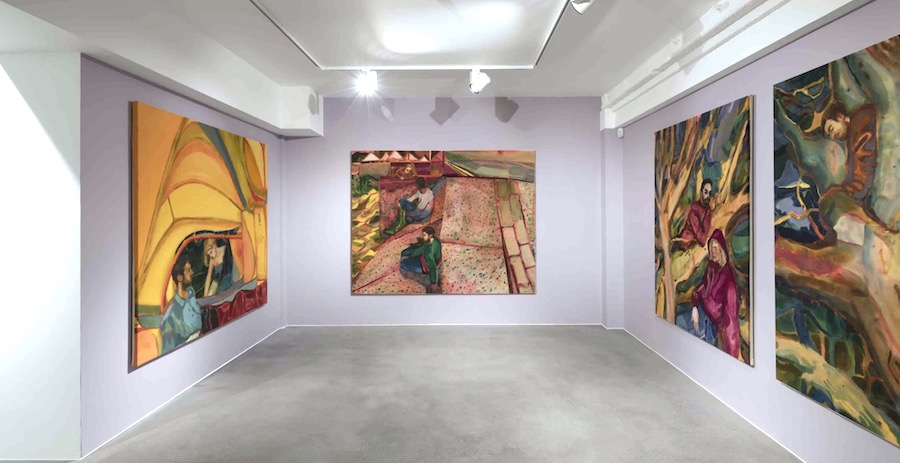 Rebecca Harper: Concrete Shadows Huxley-Parlour Gallery
