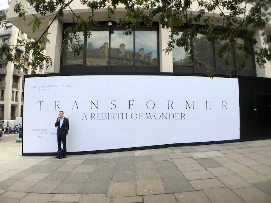 Transformer StoreX