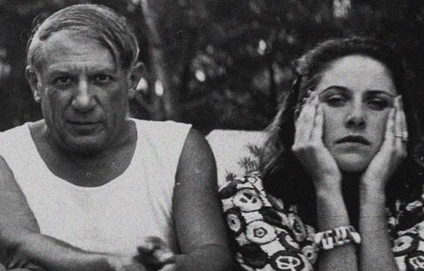 Dora Maar and Pablo Picasso