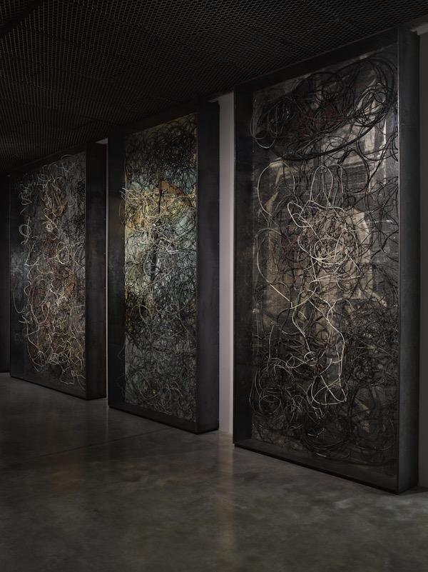 ANSELM KIEFER 'Superstrings, Runes The Norns, Gordian Knot'
