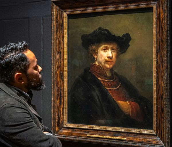 Dulwich Picture Gallery Rembrandt