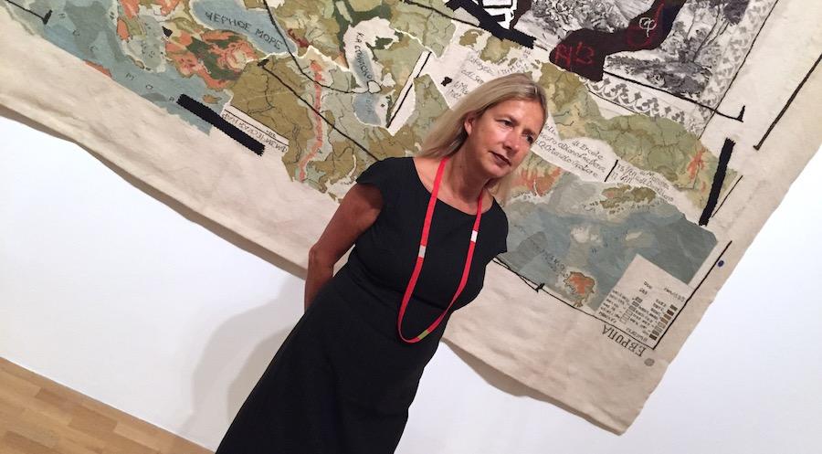 Iwona Blazwick OBE – Director of Art at the Whitechapel Gallery