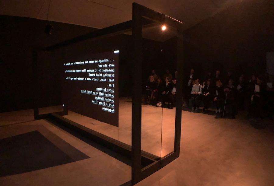 LAWRENCE ABU HAMDAN – Turner Prize 2019-artlyst-©